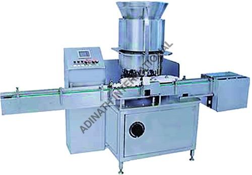Eight Head Vial Cap Sealing Machine