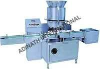 High Speed Vial Cap Sealing Machine
