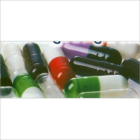 Pharmaceutical Capsules-Empty & Gelatin
