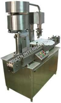 Four Head Screw Capping Machine