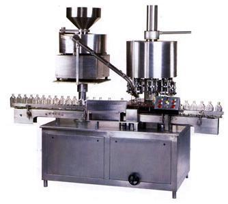 Eight Head Screw Capping Machine