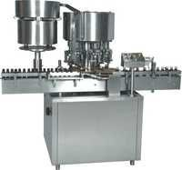 Six Head ROPP Screw Capping Machine