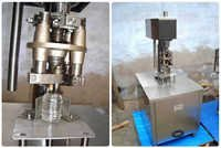 Semi Automatic ROPP Screw Capping Machine