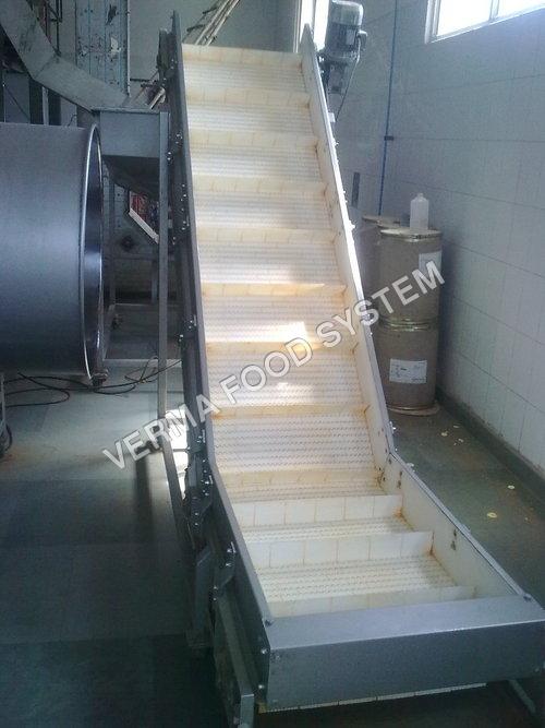 Vertical Food Grade Conveyor