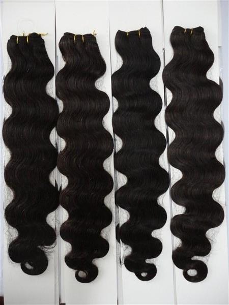 100% Human wavy hair
