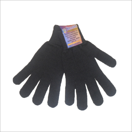 Uniform Knitted Hand Gloves