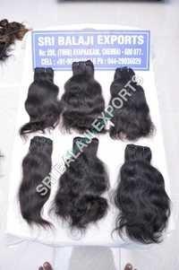 Wavy Hair- Machine Weft