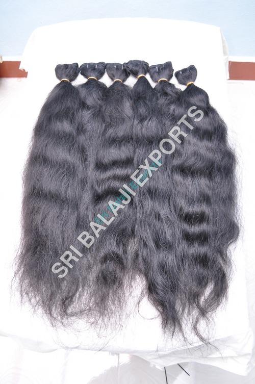 Wavy Natural Human Hair
