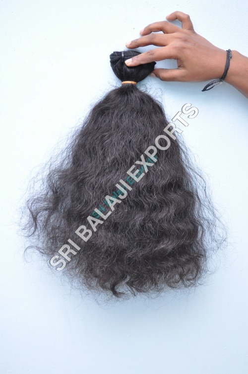 South Indian Curly Hair