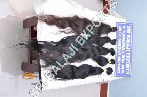 Natural Bulk Wavy Hair