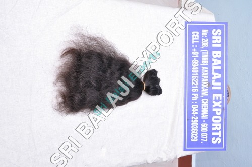 Virgin Wavy Weft Hair