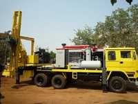 Pole Hole Drilling Rig