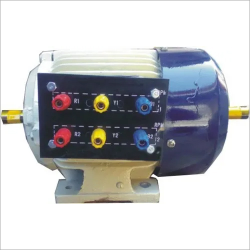 3 Phase AC Squirrel Cage Induction Motor - Dahlander Type