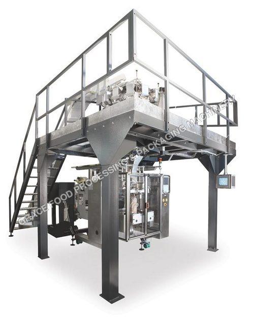 VFFS Multi Head Collar Type Packing Machine