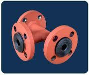 PTFE Lined Equal Tees