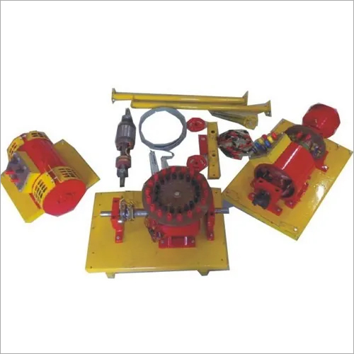 Electrical Machine Trainer
