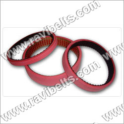 Rubber Coated Timing Belt