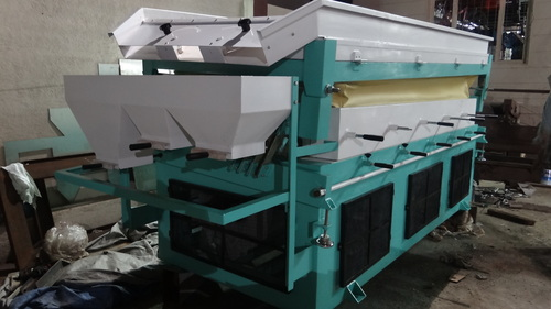 Cleaning Plant Gravity Separator