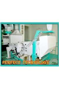 Rice Mill Single Polisher, Grain Cleaning Machine, Rice Mill