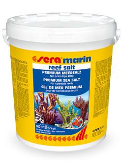Sera Marine Reef Salt 20Kg