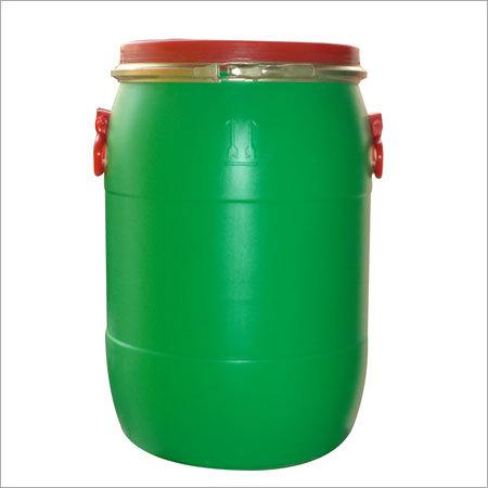 Green Plastic Drum