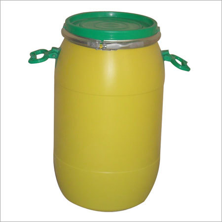 Yellow Plastic Drums