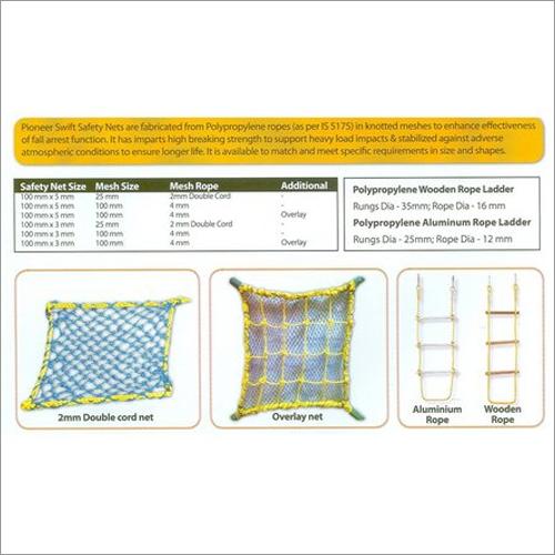 Polypropylene Safety Ropes