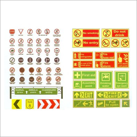 Road Traffic Signages