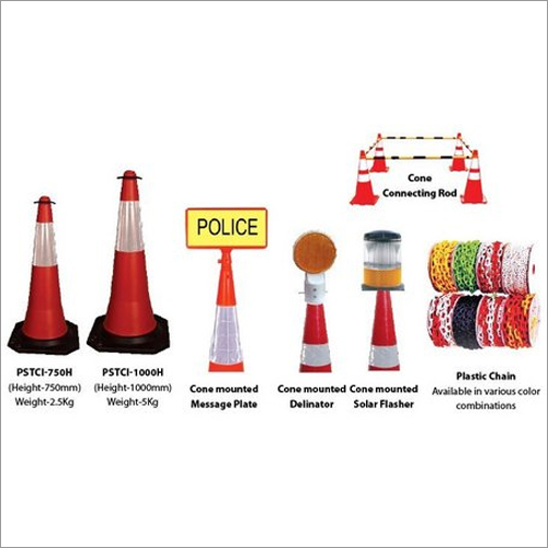 Road Safety Cone Accessories
