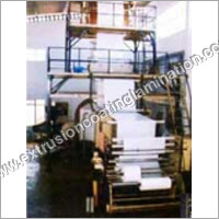 Lldpe Hm Hdpe Ldpe Film Plant