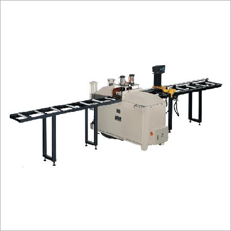 Thermal Break Profile 45 Degree Cutting Machine