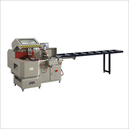 High Precision Auto Feeding Single Head Saw