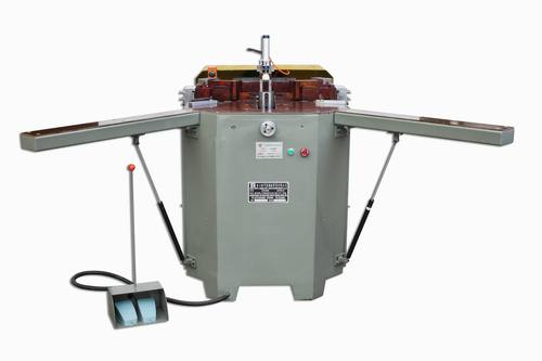 Aluminum Window Door Single Corner Crimping Machine