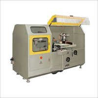 Aluminum Curtain Wall Notching Saw Machine