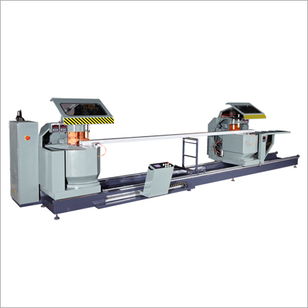 Heavy Duty 5 Axis CNC Double Mitre Saw