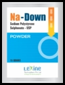 Sodium Polystyrene Sulphonate -USP