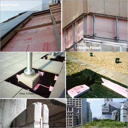 Over Deck Roof Insulation System