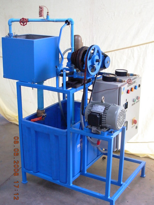 Reciprocating Pump Test Rig (Constant Speed)