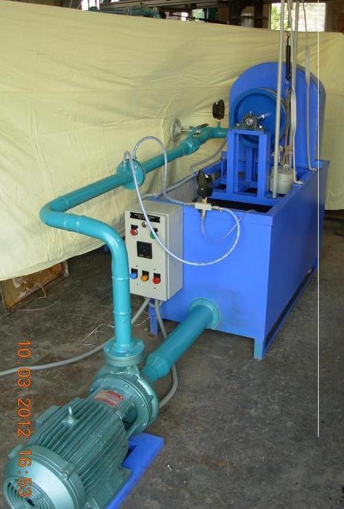 Pelton Wheel Turbine Test Rig - 5 Hp
