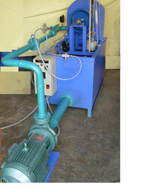Pelton Wheel Turbine Test Rig - 1 HP