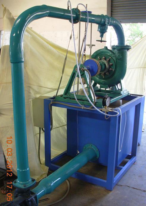 Francis Turbine Trainer - 1 HP