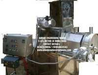 Cheese Ball Puff Extruder Machine