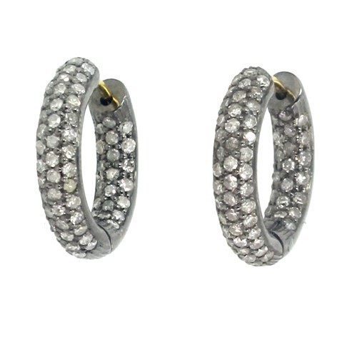14k Gold Hoop Earrings Jewelry