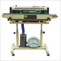 Nitrogen Gas Flushing Sealer