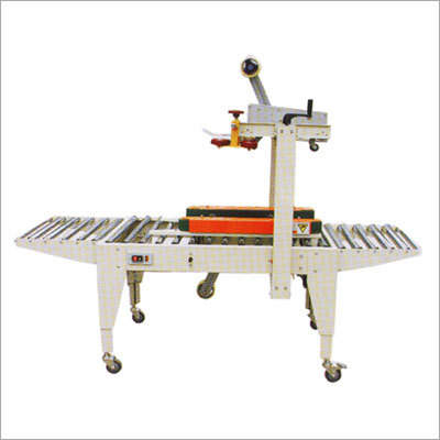 Side Drive Carton Sealing Machine