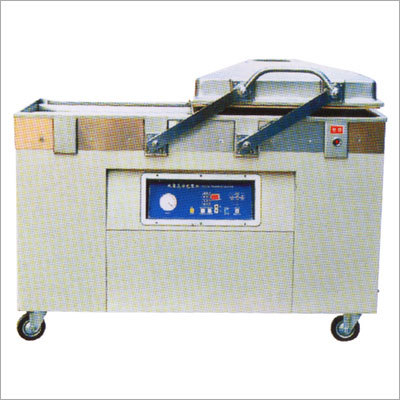 Vacuum Packaging Double Chamber