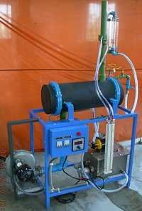Shell and Tube Heat Exchanger (Air -Water Type)