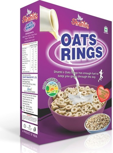 Oats Flakes & Ring