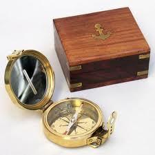 Survey compass,