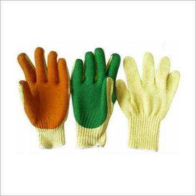 Pvc Nitrile Coated Gloves